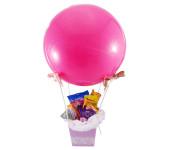 Cesta Delicias no Balão