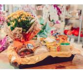 Cesta Matinal Gourmet Standard