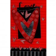 """Cartão """"Love, você ilumina cada sonho"""""""