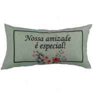 """Almofada P""""Amizade Especial"""""""