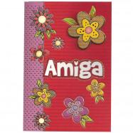 """Cartão """"Amiga!"""""""