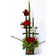 Arranjo Beleza das Rosas
