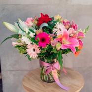 Buquê Versos em Flores