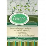 """Cartão """"Amigos"""""""