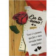 """Cartão """"Eu Te Amo!"""""""