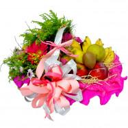 Flores e Frutas Tradicional