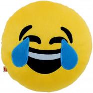 Almofada Emoji Chorando de Rir G