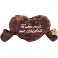 Coração de Chocolate G