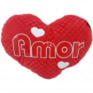 Coração do Amor Vermelho
