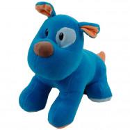 """Cachorrinho Azul """"M"""""""