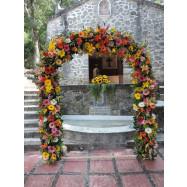 Arco de Flores 10