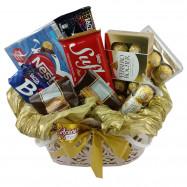 Caixa Delícia de Chocolate