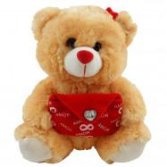 Ursa com Bolsinha Amor