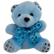 Ursinho Chaveiro Azul