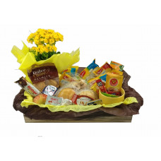 Cesta Matinal Gourmet Standard Dia dos Pais