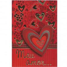"""Cartão """"Meu Amor.."""""""