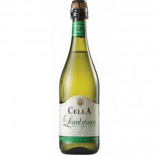 Vinho Frisante Cella Lambrusco Branco 750ml