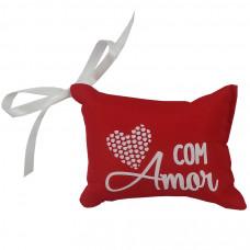Almofada Mini Com Amor