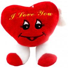 """Coração P """"I Love You"""""""
