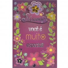 """Cartão """"Um dia especial pra você, Mãe!"""""""