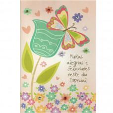 """Cartão """"Uma homenagem pra você, Mãe!"""""""