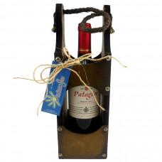 Patagón no Porta Vinho