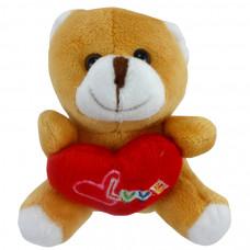 """Ursinho PP """"Love ♥"""""""