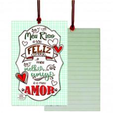 Cartão Tag Meu Amor