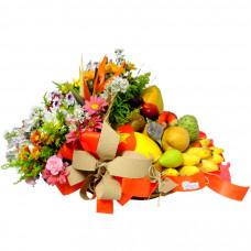 Flores e Frutas Big
